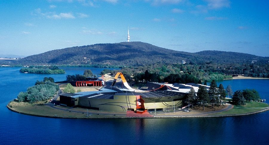 National Museum of Australia - Canberra