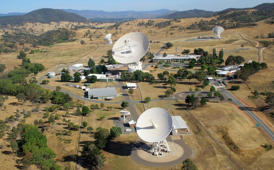 Tidbinbilla Tracking Station - Canberra