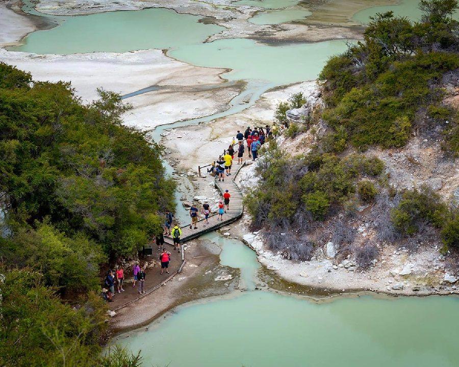 Wai-o-tapu - New Zealand