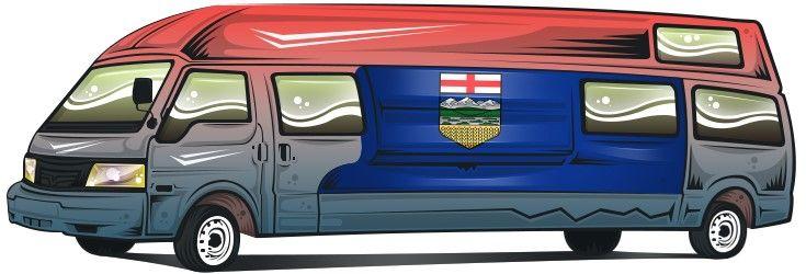 Campervan Hire Alberta Canada