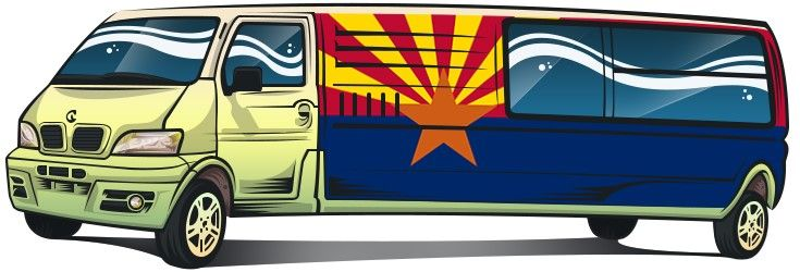 Campervan Hire Arizona USA