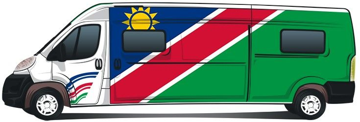 Campervan Hire Namibia