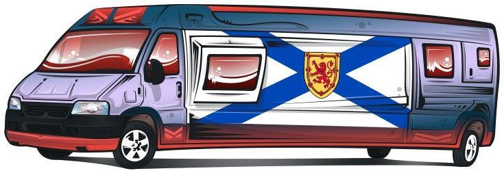 Campervan Rentals Nova Scotia Canada