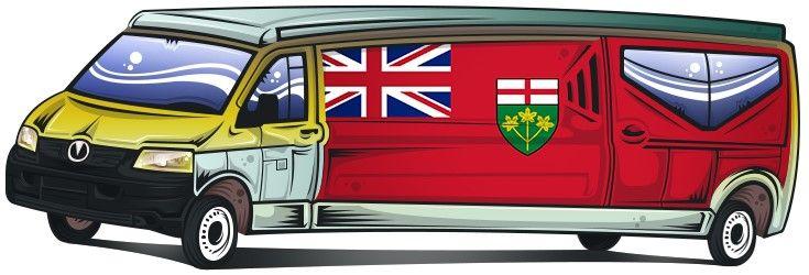 Campervan Hire Ontario Canada