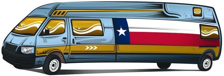Campervan Rentals Texas