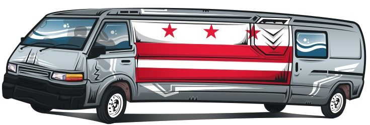 Campervan Rentals Washington D.C.