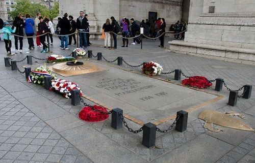 Tomb of the unknow soldier